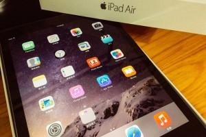 Apple iPad Air 2開箱&心得